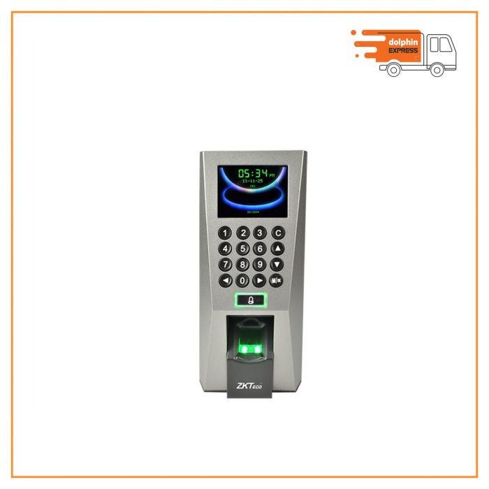 ZKTeco F18 Fingerprint Access Control and Time Attendance